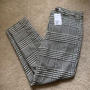 🌟Black & White H&M dress pants 🌟